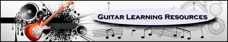 Guitar Learning Tips